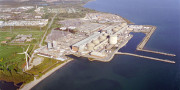 Ontario Power Generation Pickering Overhead View