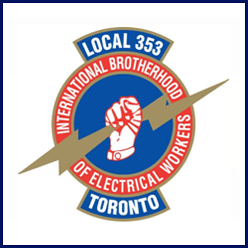 International Brotherhood of Electrical Workers Local 353